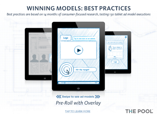 Winning Models - Best Practices for Tablet Advertising